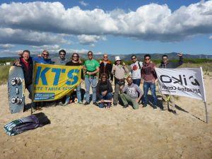 Kite-Instrctor-Kurs in Tarifa.