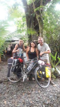 Bei Johana und Felipe in Capurgana.